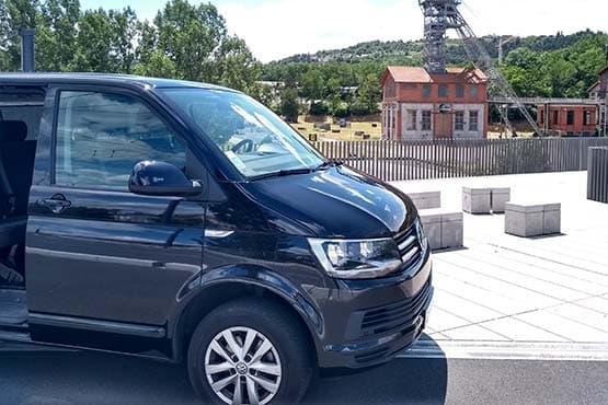 Chauffeur privé VTC à Saint-Etienne Loire