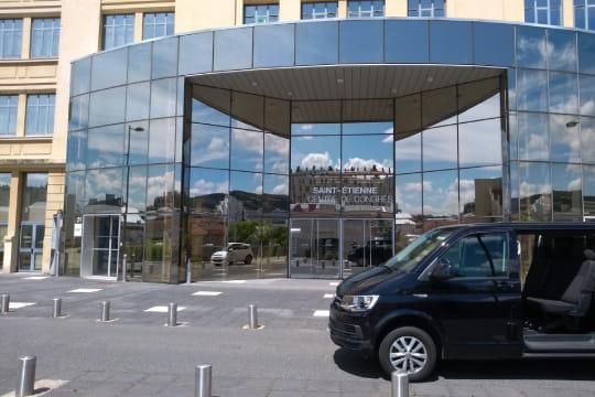 Location chauffeur mariage business mise a disposition VTC Saint Etienne