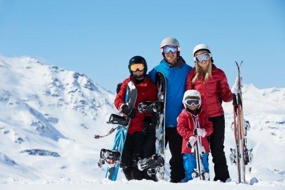 Navette station de ski depuis Saint Etienne